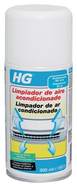 limpiador hogar aire acondicionado spray 300 ml hg