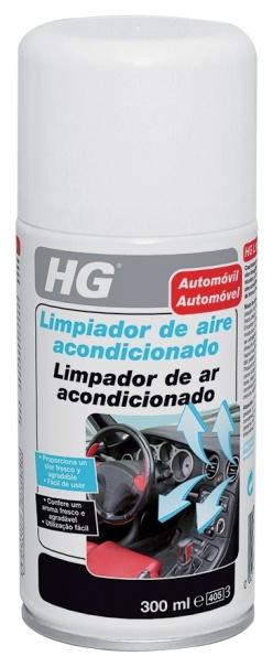 limpiador coche aire acondicionado hg