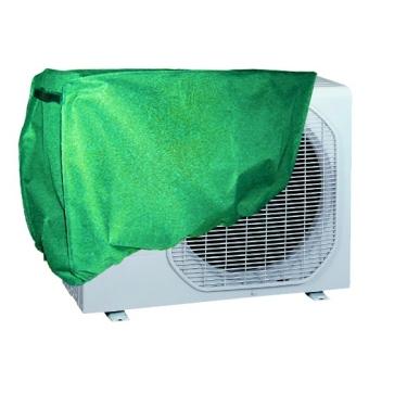 funda proteccion aire acondicionado verde natuur