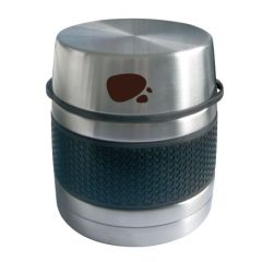 Termo solidos 1lt acero inox-silicona fresh vivahogar vh100262