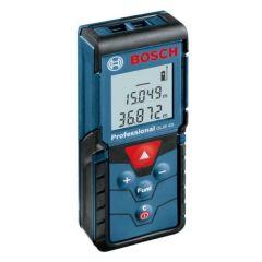 Medidor laser distancias hasta 40mt glm40 bosch
