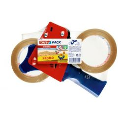 Precintadora embalaje 50mm poliolefina transparente tesa tape