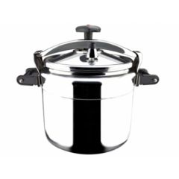 Olla cocina presion recta 15lt aluminio magefesa 01opstaco12