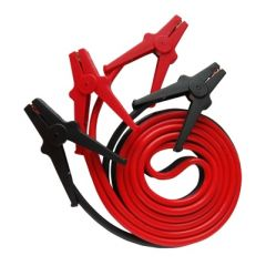 Pinzas bateria automovil cable 16mmx3,0mt 500a bahco