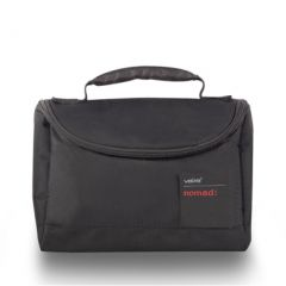Bolsa porta alimentos maletin poliester negro/gris lunch bag valira 6083/39