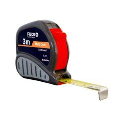 Flexometro medicion 03mt-13,0mm fisco ma con freno abs tl-3m