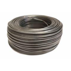 Cable electricidad hilo flexible 750v 4mm negro cemi