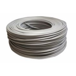 Cable electricidad hilo flexible 750v 6mm gris cemi