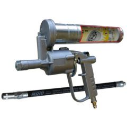 Bomba engrase neumatica acoplamiento flexible acero gris df-ls/f mato iberica, s