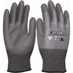 Guante anti-corte palma poliuretano l09 fibra vidrio catter 5 3l