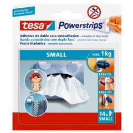 Colgador hogar adhesivo reutilizable recambio tesa tape 14 pz 58560-00000-01