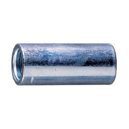 Manguito fijacion redondo  08x025mm metalico cincado union index