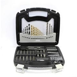 Brocas/puntas accesorios taladro nivel 75 pz nv115512