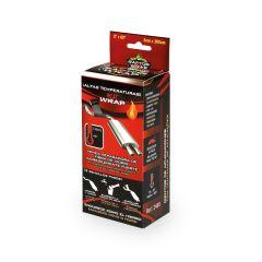 Cinta reparadora 5x200cm fibra vidrio negro raptor wrap alta temperatura ipt 2480