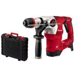 Martillo electrico demoledor sds plus 3,5j maletin+accesorios 1250w/32mm/5,7kg t 115849