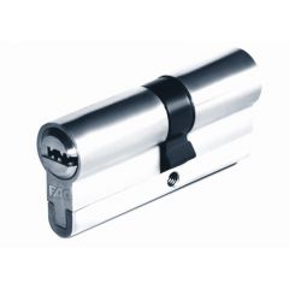 Cilindro seguridad leva larga 35x35mm laton niquel rk fac 23255