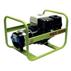 Generador gasolina motor honda gx-390 mes8000 pramac