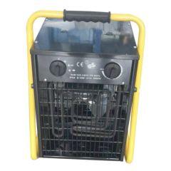 Calefactor electrico industrial 3000w 220v nivel