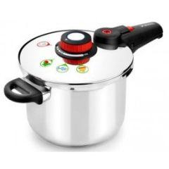 Olla cocina presion super rapida 9l acero inox monix m790004