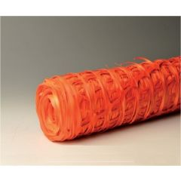 Malla señalizacion 1mt 50mt plastico naranja seimark