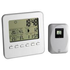 Estacion meteorologica exterior inalambrica blanco tfa 35,1098,54