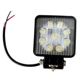 Proyector iluminacion led vehiculo 12-24v/27w/ip67 tecnocem 20727