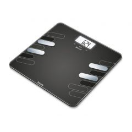 Bascula baño electronica bluetooth 180kg diagnostica beurer
