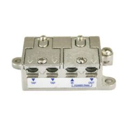 Distribuidor antena 1 entrada 4 salidas coaxial electro dh 8db zinc 10.413/4