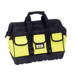 Portaherramientas profesional bolsa 40x22x27cm poliester nivel