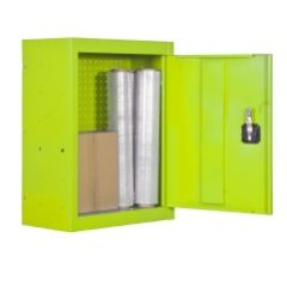 Armario ordenacion 75kg 675x500x200mm metal verde simonrack