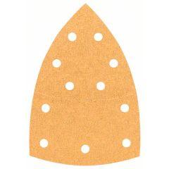 Hoja lija bosch multiherramienta prio grano 040 c470 102x62/93mm 2608607402