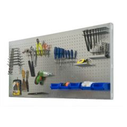 Estanteria panel 900x400mm herramientas simonrack metal galvanizado simonwork co