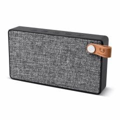 Altavoz bluetooth rectangular fresh'n rebel gris rockbox slice fabric concrete f
