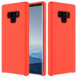 Funda smartphone galaxy note 9 silicona liquid muvit mlbkc0285