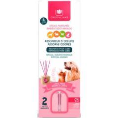 Ambientador hogar aroma limpio 30ml cristalinas 10116320