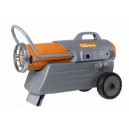 Generador parafina/diesel aire caliente 41,5x93,7x61cm gr/nar dfa 4100 qlima     127978