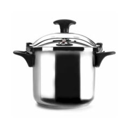 Olla cocina presion tradicional redonda 8lt acero inox tradicional lacor 71878