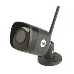 Camara vigilancia exterior wifi 282x135x132 negro yale smart living 1 pz sv-db4mx-b