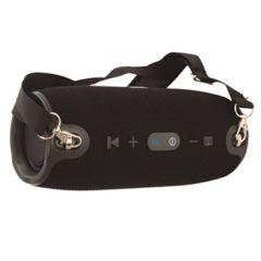Altavoz multimedia bluetooth portatil 10w plastico negro elbe alt-157 bt