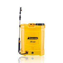 Pulverizador jardin a bateria 12v-16l fum 316mw garland 50a-0016