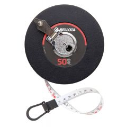 Cinta metrica 50mt-13,0mm bellota fibra vidrio carcasa plastico 50021-50  130179