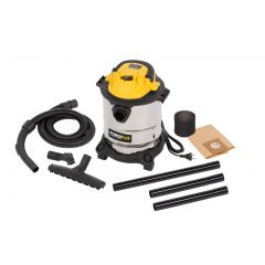 Aspirador seco/humedo soplado 15lt 1000w powerplus