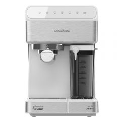 Cafetera electrica semiautomatica cecotec power instant-ccino 20 touch 20 bares