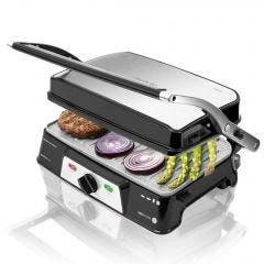 Parrilla electrica 1500w cecotec rock'ngrill 1500 take&clean 3060