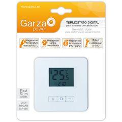 Termostato digital garza 29x135x175mm 400610