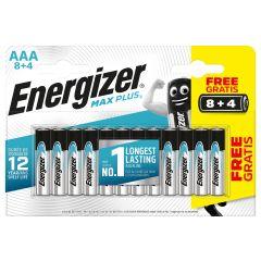 Pila 1,5v alcalina 167x23x120mm energizer e301322803