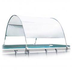 Toldo piscina intex pool canopy  28054