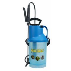 Pulverizador jardin presion previa lanza fibra vidrio 5lt berry 7 matabi 81847