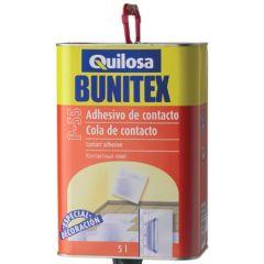 Pegamento contacto lata 5 lt bunitex p-55 quilosa