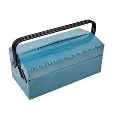 Caja herramientas 485x245x230mm metal 102.7 heco